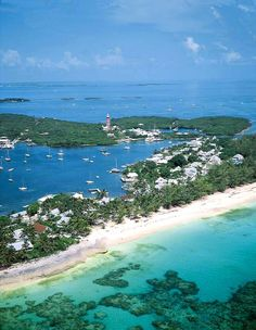 Hope Town, Abaco, Bahamas.