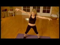 """The hardest 8 minute arm exercise with trainer to the stars Tracy Anderson! She promises the """"tiniest arms with great definition."""