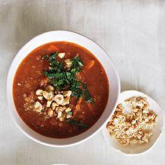 Lentil Quinoa Soup #MeatlessMonday