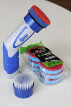 Make it Do:  Power Scrubber review (i need one for the stupid tub!)