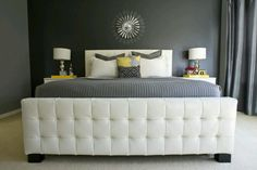 Z Gallerie West Street Bed. This will be mine!