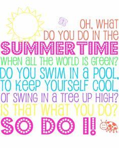 summertim primaryidea, cant wait, primari song, primari idea, primary songs, summertime
