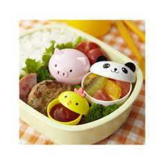 Donburi Animal Cup, me wants.