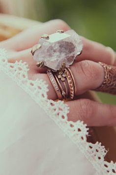 jewelry, boho style
