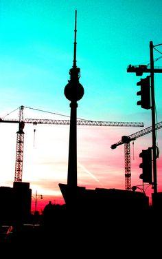 Berlin Alexanderplatz.