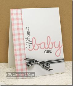 Beautiful Baby, Textile Background, Oh Baby Die-namics - Barbara Anders #mftstamps