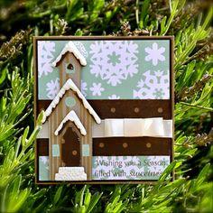 Cricut Winter Woodland Cartridge.  *