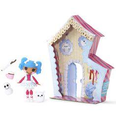 Mini Lalaloopsy Doll - Mittens Fluff n Stuff