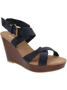 Old Navy | Women's Braided Wedges