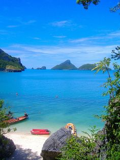 Ko Samui, Thailand - went on several family vacations to Thailand here. want to go back soon!