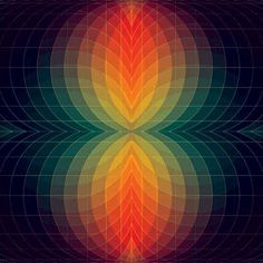 Andy Gilmore + sacred geometry = amazing design