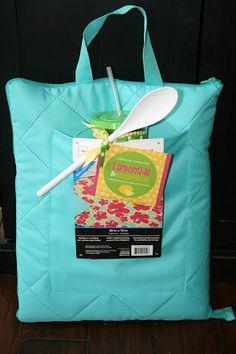 Great teacher gift ideas!  All from Walmart.  :)