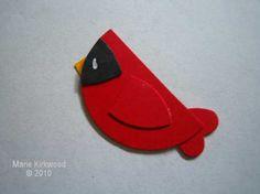Punch Art Cardinal