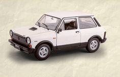 #Autobianchi A112 #Abarth #auto #vintage #collezione #edicola