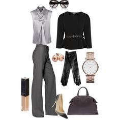 """Pope and Associates Style#1"" by queencdj on Polyvore"