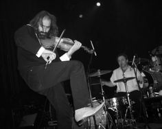 dream of being as awesome of a violin player as Warren Ellis..