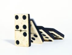 Games like Dominoes are great to have on hand