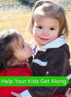 Raising Kids Who Get Along