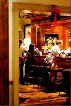 Must see restaurant in Washington DC