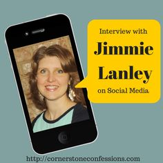 Interview with Jimmie Lanley on Social Media