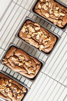 Banana Bread {sugar free, gluten free...made with coconut flour!!}