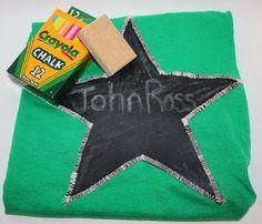 Christy: A Chalkboard T-Shirt