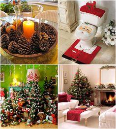 Inspiração: Decoração de Natal