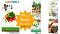 FREE Kindle Books June 10th