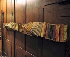 book sculpture, art, morning coffee, portland maine, shelv, spiral, public libraries, antique books, old books