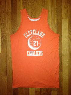 Vintage Cleveland Cavaliers tank