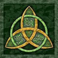 Trinity Celtic knot