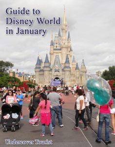 The Guide to Disney World in January. #Disney