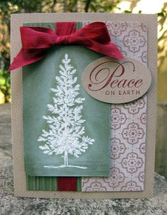 Canopy Crafts: Lovely as an Evergreen {PP174}