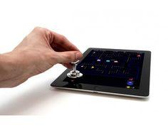 Joystick para Tablets y Smartphones Capacitivo #Gadgets http://www.mequedouno.com/
