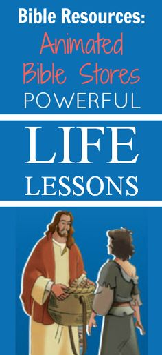 Bible Resources: Animated Bible Stories for Kids » The Manor Blog