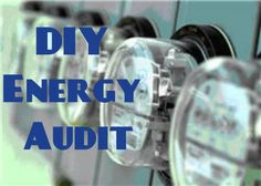 How to Do Your Own Home Energy Audit For Free!  from Condo Blues