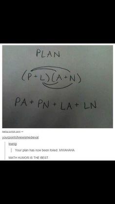 Math puns