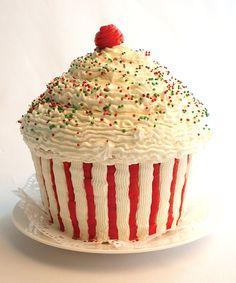 Giant Cupcake Pan