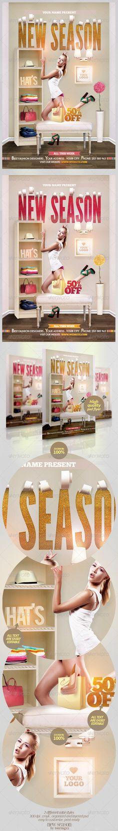 fashion flyer, flyer templat, promo flyer, promot flyer, print templat