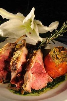 From the Indianapolis Star, a recipe for lamb and side dishes that showcases the best of Midwest food.