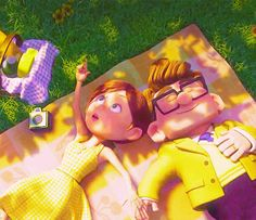 Carl and Ellie (Up)