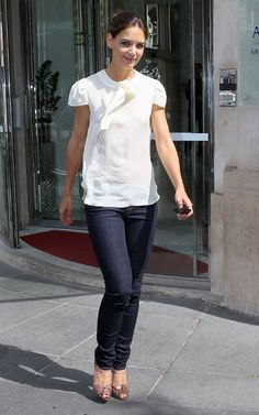 my style | katie holmes