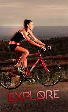#explore #bike #fitness