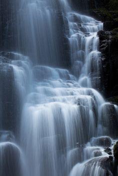 Fairy Falls, Columbia River Gorge, Oregon