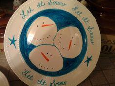 Magic marker plates