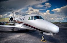 Cessna Aircraft Company Introduced The High End Midsized High