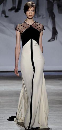 Glamour Gown/karen cox....Lela Rose Spring 2015