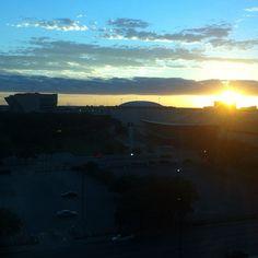 "Beautiful! @jgrundig's photo: ""Good morning Dallas #ftcdallas"""