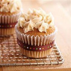 Snickerdoodle Cupcakes from Pillsbury® Baking