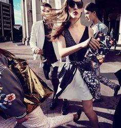 2013 campaign, phillip lim, fashion campaign, fashion blogs, high fashion, fashion uk, 31 phillip, ad campaigns, ss 2013